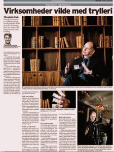 Artiklen indeholder flotte fotos taget på First Hotel Grand i Odense,