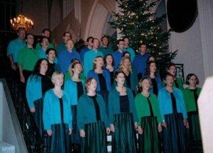Julekoncert med Lillekoret, Odense Domkirke, 2003.